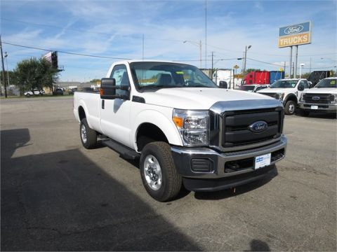 New 2016 FORD F250 XLT SD