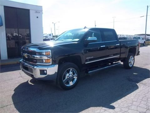 Pre-Owned 2015 CHEVROLET SILVERADO 2500HD LTZ  4x4