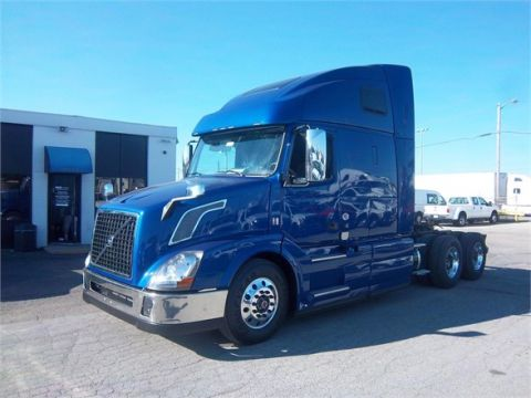 New 2016 VOLVO VNL64T670  6x4