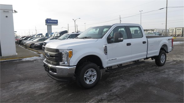 New 2017 FORD F350 SD